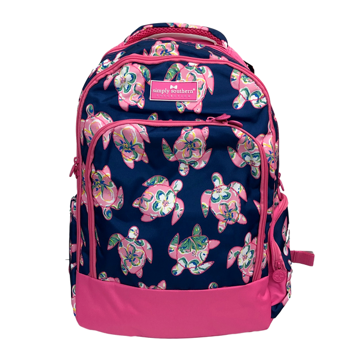 Simply Southern Turtle Prep Backpack