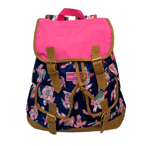 Simpy Southern Turtle Prep Book Bag