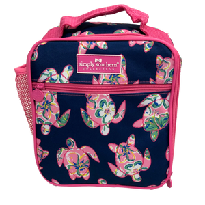Simply Southern Turtle Prep Lunch Bag