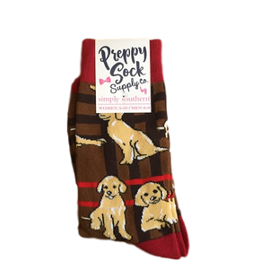 Simply Southern Retriever Sock