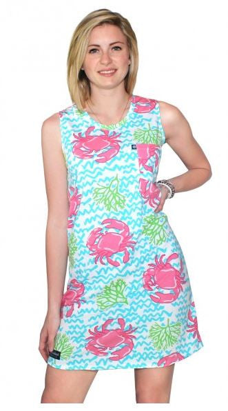 Simply Southern Crab Dress