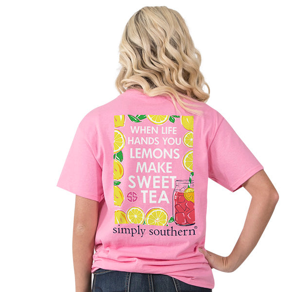 Simply Southern Preppy Sweet Tea T-shirt