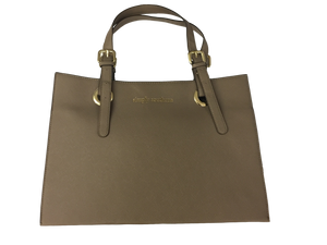 Simply Southern Taupe Purse