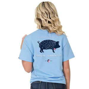 Simply Southern Preppy Traditions T-shirt