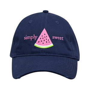 Simply Southern Watermelon Hat