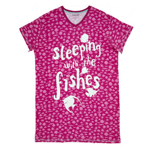 Hatley Sleeping with the Fishes Nightshirt