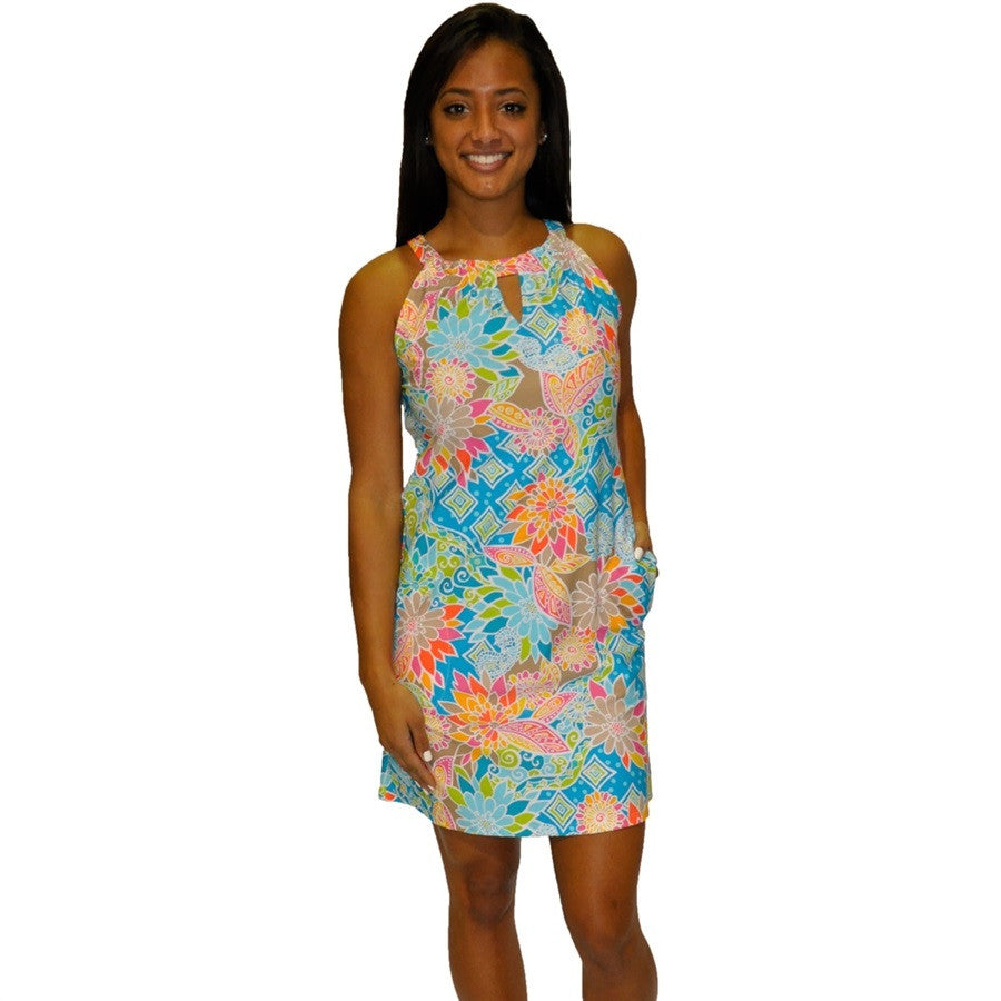South Beach Charleston Dress