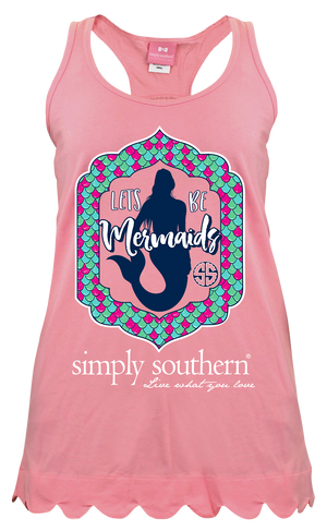 Simply Southern Mermaid Tank