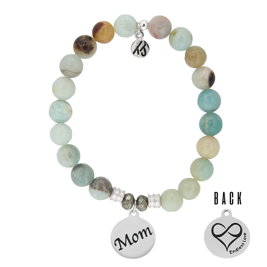 T. Jazelle Amazonite Mom Bracelet