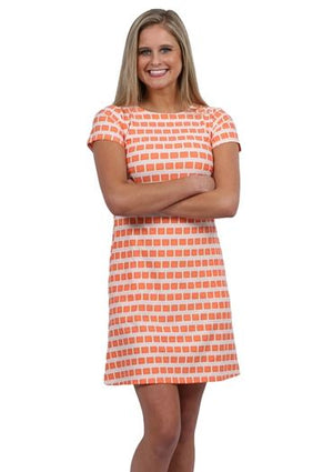 Southwind Hobe Tee Dress, Traffic