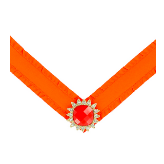Lindsay Phillips Orange Tina Strap