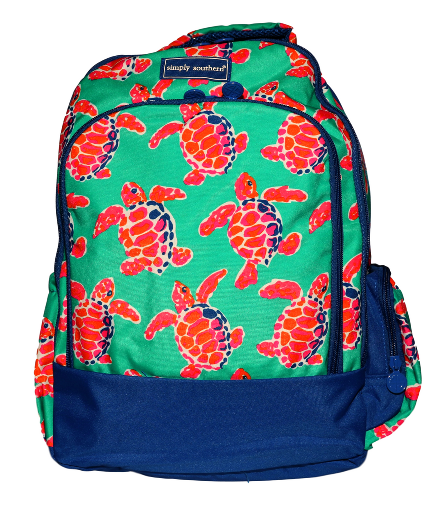 Simply Southern Turtle Backpack
