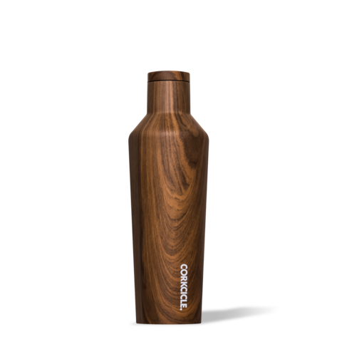 Walnut Wood 16oz Corkcicle Canteen