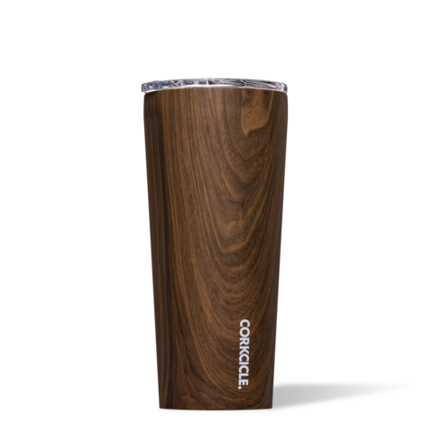 Walnut Wood 24oz Corkcicle Tumbler