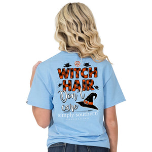Simply Southern Witch Hair T-shirt