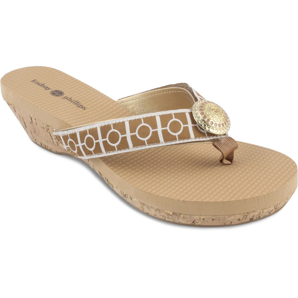 Lindsay Phillips Yoga Lynne Natural Wedge
