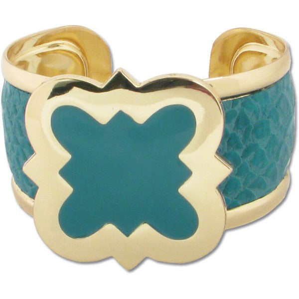 Carly Turquoise Cuff