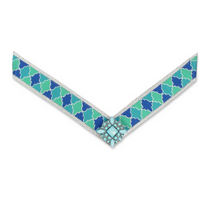Lindsay Phillips Blue Deidi Strap