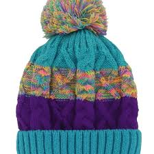Britt's Knitts Bitties Youth Plush Lined Hat