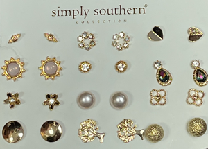 Simply Southern Earring Set-Tree
