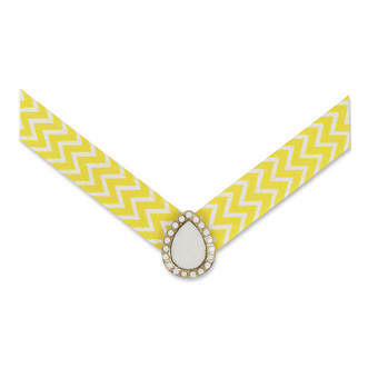 Lindsay Phillips Yellow Strap