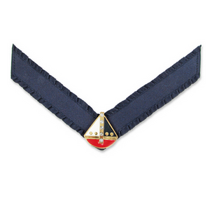 Lindsay Phillips Navy Sailboat Jami Strap