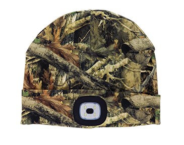 Night Scout Camo Beanie