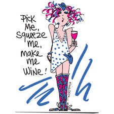 Pick me, squeeze me, make me wine! nightshirt