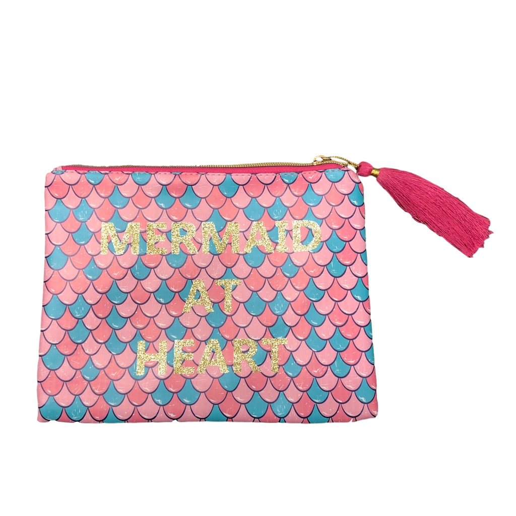 Simply Southern Mermaid Brush Bag