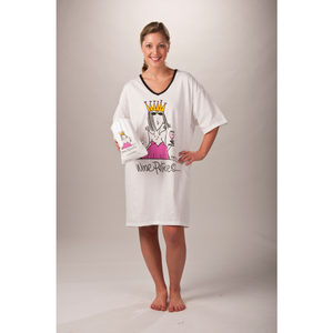 Nurses Do it with Love Emerson Street nightshirt in a bag