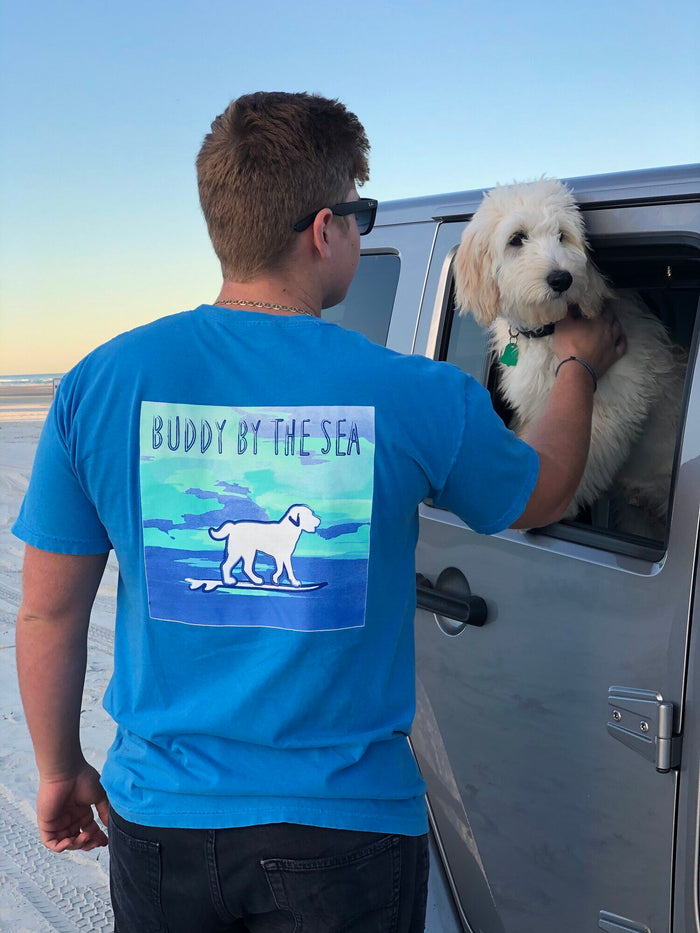 Buddy by the Tahiti Tides Tee