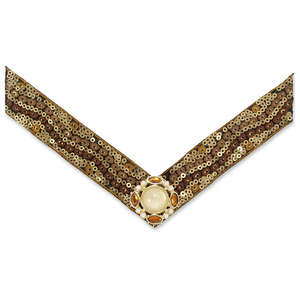 Lindsay Phillips Brown Remy Strap