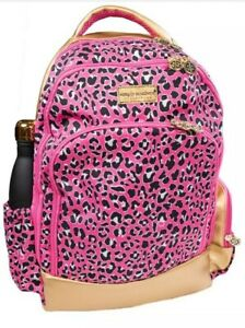 Simply Southern Pink Cheetah Back Pack