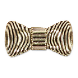 Lindsay Phillips Gold Bow Sallie Snap