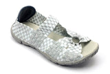 Corky's Ring Silver/Grey Shoes