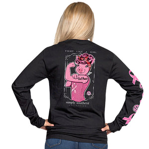 Simply Southern Like a Girl Long Sleeve T-Shirt