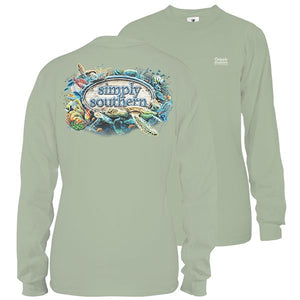 Simply Southern Guys reelife Long Sleeve