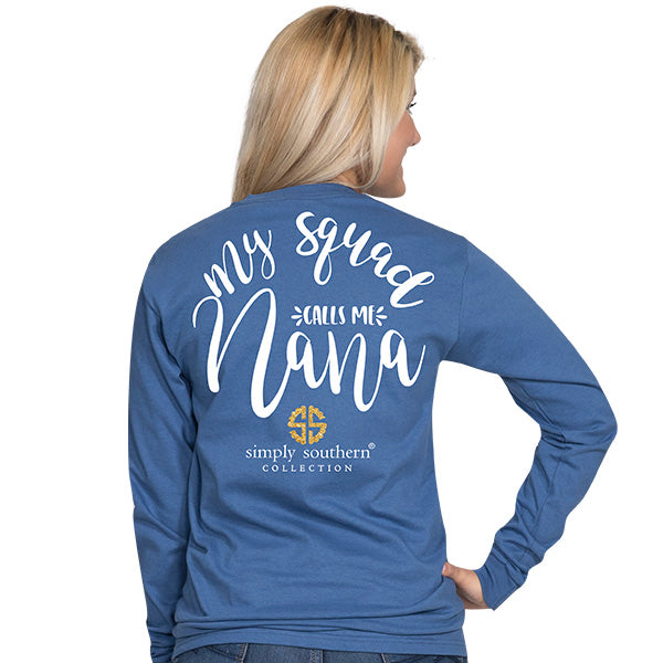 405457730f0 Simply Southern Nana Long Sleeve T-shirt – Blooming Boutique
