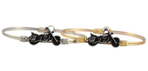Motorcycle Bangle Luca + Danni