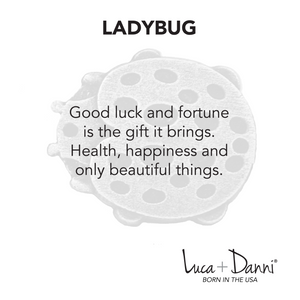 Nature Bangle, Ladybug - Luca + Danni
