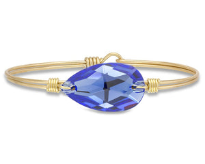 Ice Teardrop Bangle Luca + Danni
