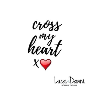Cross My Heart, Luca + Danni