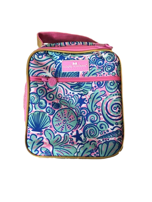 Simply Southern Swirly Lunch Box