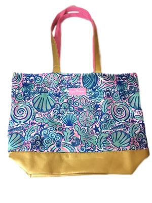 Simply Southern Swirly Tote