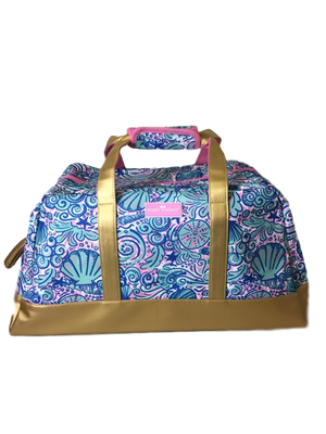 Simply Southern Swirly Travel Bag