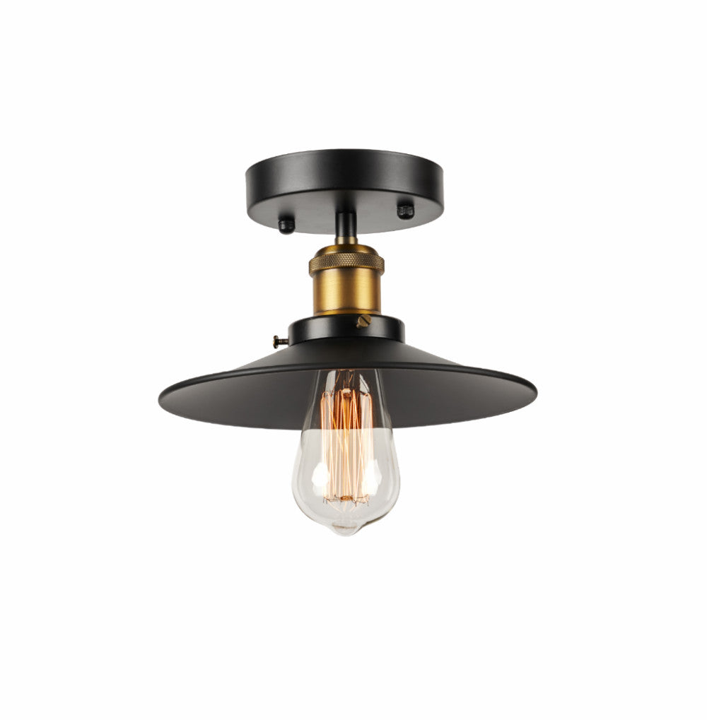 industrial-flush-mount-light