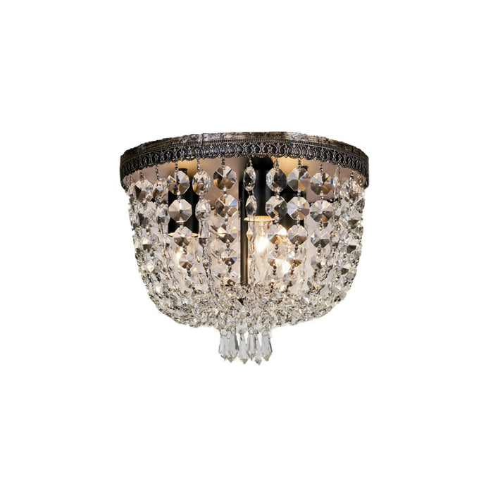 flush-mount-crystal-chandelier