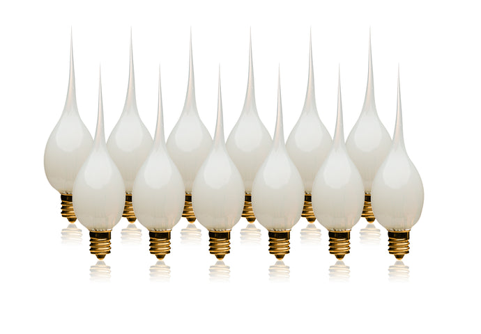 Silicone Light Bulbs - 12 Pack