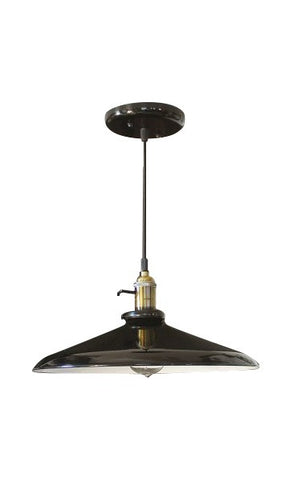 Black Pendant Light