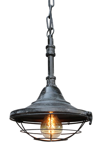 Industrial Pendant Subway Light